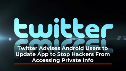 Twitter And The Android Hackers