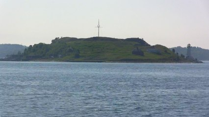 Georges Island in Halifax harbour opens to the public