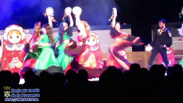 Spectacle - Russkashow - danse et musique a ST MAXIMIN 7AOUT2020