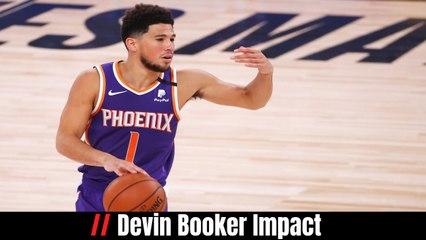 Devin Booker Impact
