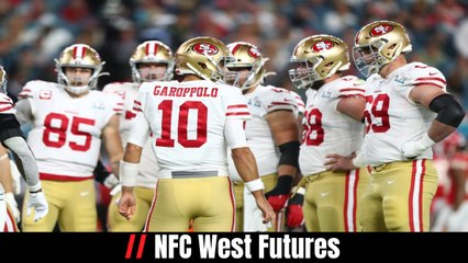 NFC West Futures