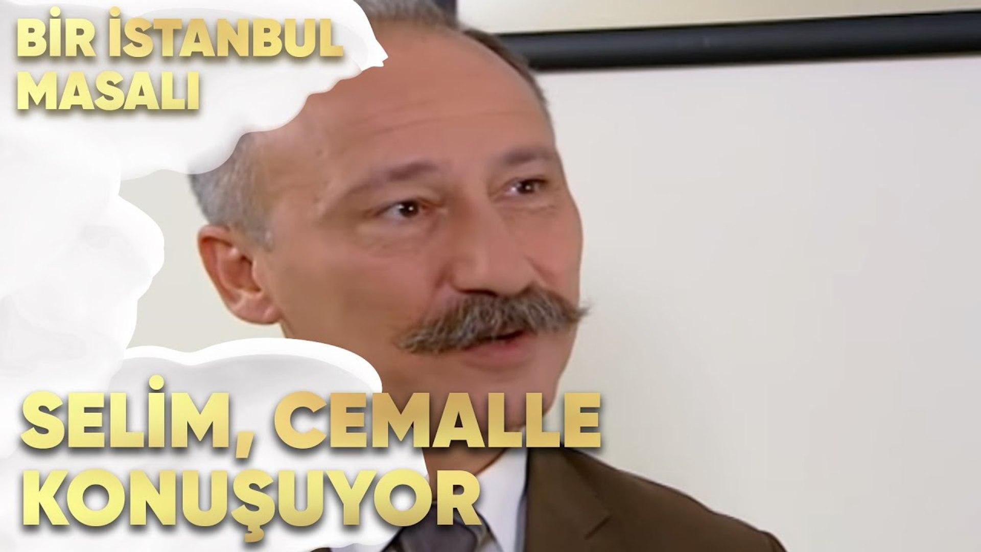 Selim, Cemal'le Konuşuyor - Bir İstanbul Masalı 39. Bölüm
