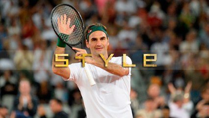 How does Roger Federer make and spend his money?