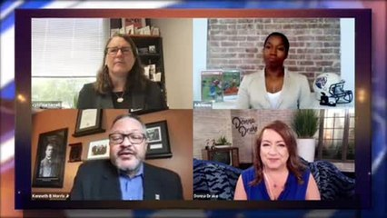 The Donna Drake Show: CREW100 Roundtable on Nurturing Equality