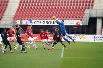 REPLAY : Amical AZ Alkmaar - LOSC (2-1)