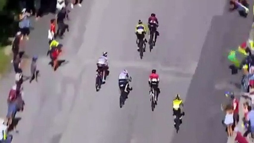 Cycling - Tour de l'Ain 2020 - Primoz Roglic wins Stage 2 and takes the lead