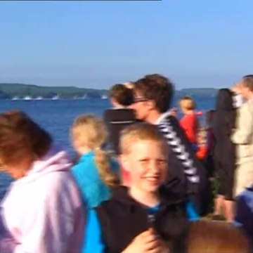 Hval som turistmagnet | Finhvalen | Vejle | 17-06-2010 | TV SYD @ TV2 Danmark