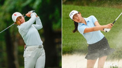 2020 U.S. Women's Amateur Highlights: Rose Zhang def. Alyaa Abdulghany