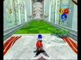 Sonic Heroes - 2ème Vidéo Test