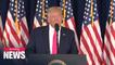 Trump extends jobless benefits after talks with Democrats break down