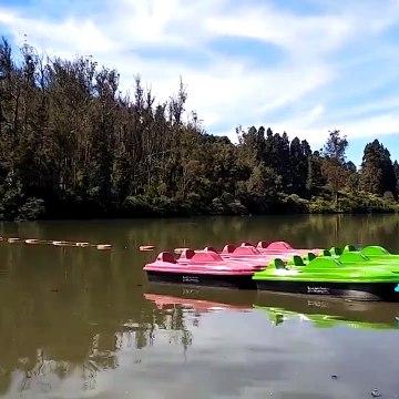 Ooty Beautiful lake video one