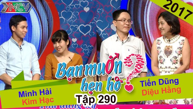 BẠN MUỐN HẸN HÒ #290 | Cô gái Quảng Ngãi cực khó tính từ chối chàng trai Bình Định không cảm xúc