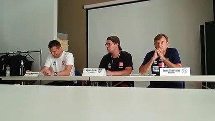 Teutonia 05 vs. E. Norderstedt - die PK nach dem Pokalspiel