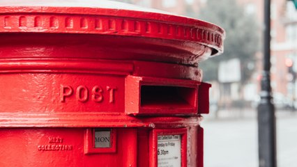 Cherished Part Of India's National History Left 'Hanging Out' Of English Letterbox