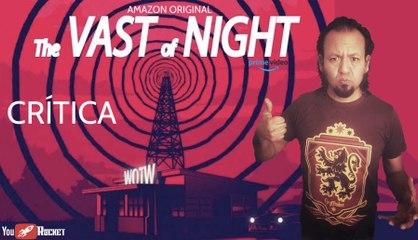 The Vast of Night -  Crítica de la película de Amazon Prime