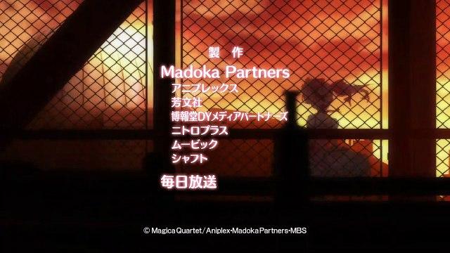 Mahou Shoujo Madoka Magica - 08