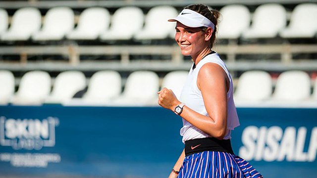 Giải WTA Tour đầu tiên sau 5 tháng kết thúc an toàn