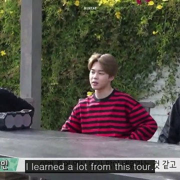 [Eng Sub] Bon voyage BTS Season 2 Episode 1