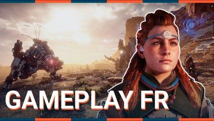 HORIZON : ZERO DAWN sur PC - GAMEPLAY FR