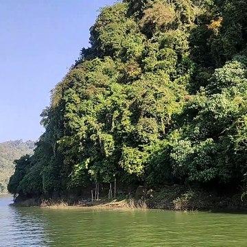 প্রকৃতির  জলকন্যা Rangamati Lake View