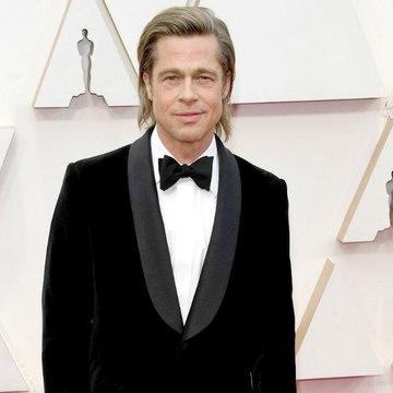 Brad Pitt and Leonardo DiCaprio bond over motorbikes