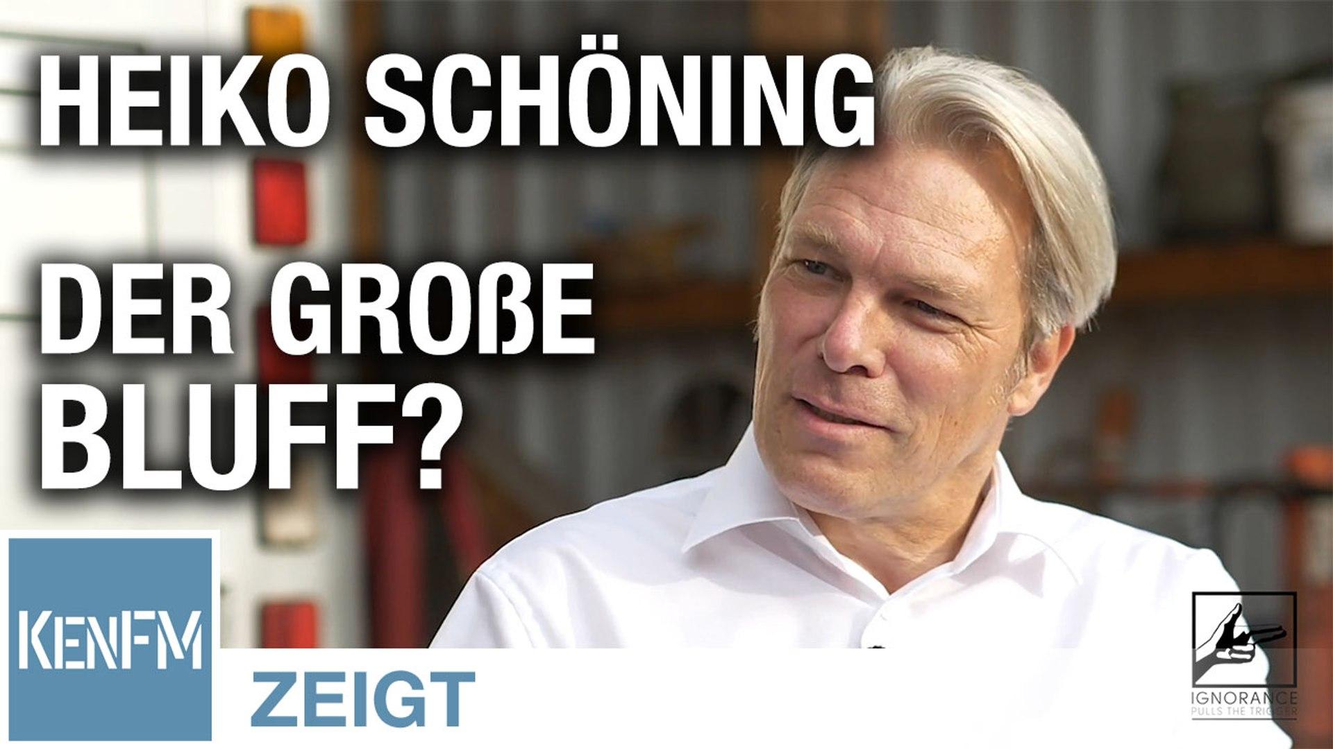 Heiko Schöning – Der große Bluff?