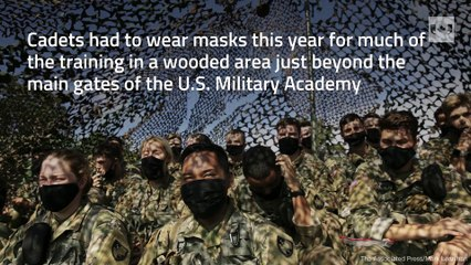 The COVID-19 pandemic is not stopping summer training at West Point