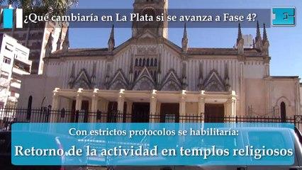 Qué cambiaría en La Plata en fase4 2