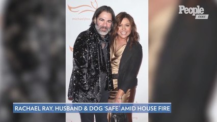 Rachael Ray, Her Husband John and Their Dog Are 'Safe' After Fire at Their New York Home