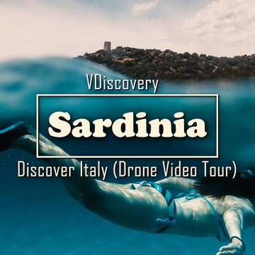 Sardinia - Discover Italy (Drone Video Tour)