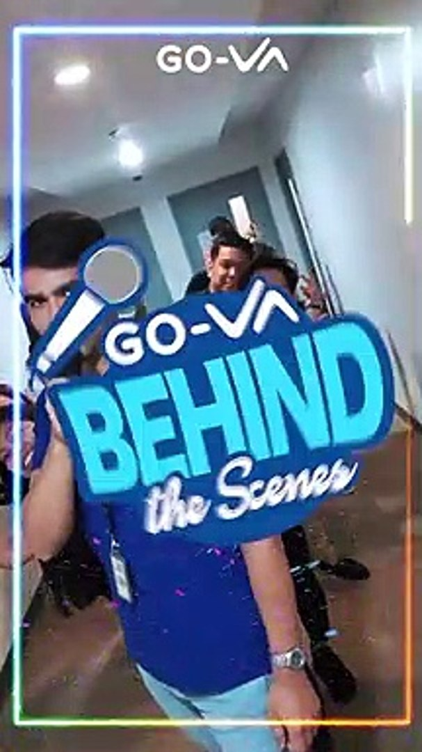 GO-VA Behind the Scenes