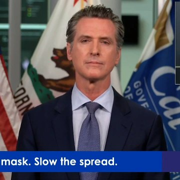 """""""I try not to have personnel conversations in public,"""" says California Gov. Gavin Newsom"""