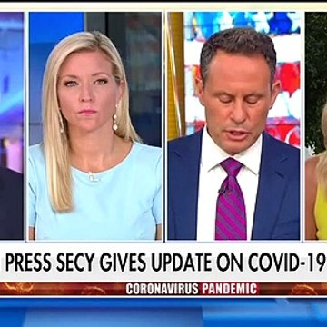 Kayleigh McEnany provides update on Trump's latest executive orders
