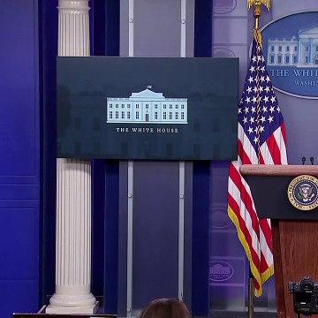 LIVE- President Trump holds news conference