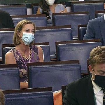 Press Secretary Kayleigh McEnany Holds a Briefing 11Aug