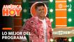 América Hoy: Ignacio Baladan sorprendió a Ethel Pozo con emotivo detalle en vivo