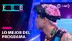 """EEG 2020: Gino Assereto se """"enfadó"""" con Jazmin Pinedo tras perder juego de adivinanzas"""