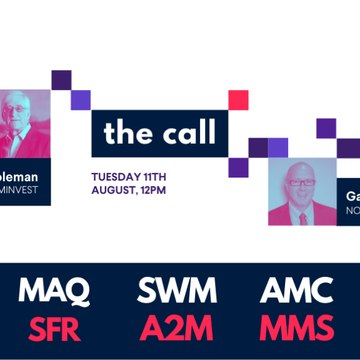 The Call: Tuesday 11 August
