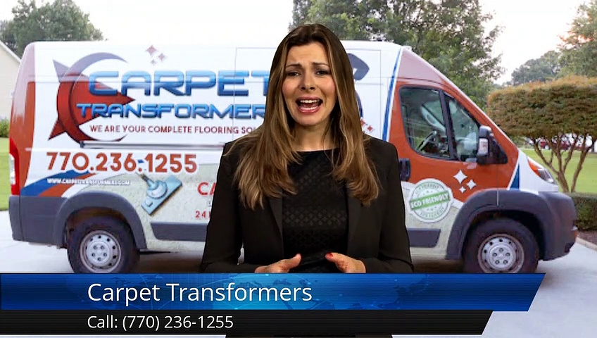 Carpet Cleaning Grayson – Incredible 5 Star Review – Carpet Transformers