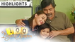 Sophia finds it hard to live with Andres and Kevin normally | 100 Days To Heaven