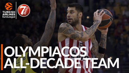 Fans Choice All-Decade Team: Olympiacos Piraeus
