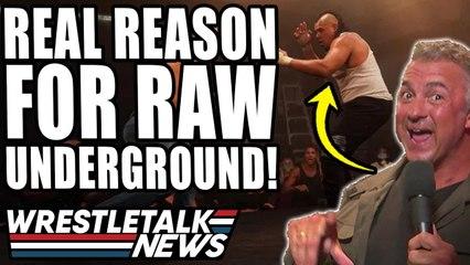 Ex WWE Star To New Japan! Retribution Member LEAKED?! Raw Review!   WrestleTalk News