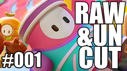 JosPlays - Raw & Uncut - Fall Guys - #001