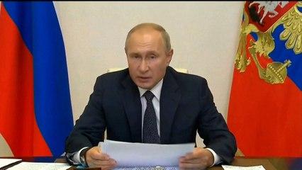 Putin genehmigt weltweit ersten Corona-Impfstoff