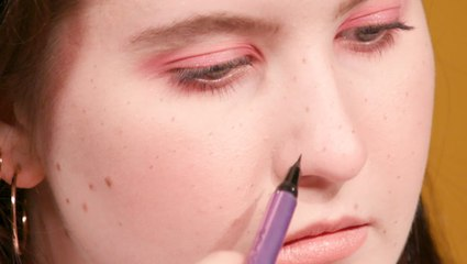 This back-to-school makeup takes less than 15 minutes