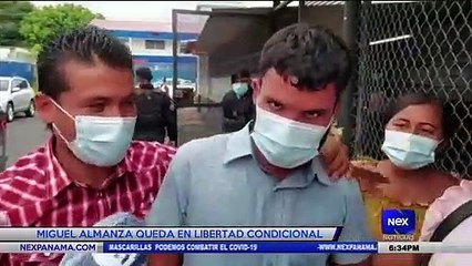 Miguel Almanza queda en libertad condicional - Nex Noticias