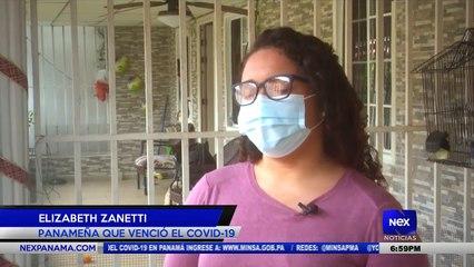 Testimonio de Panameña que venció el COVID-19  - Nex Noticias