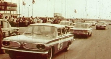 NASCAR raced on Daytona Road Course in 1961