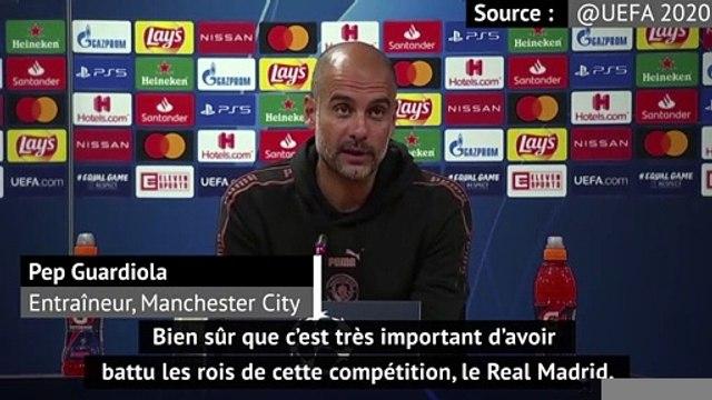 """Quarts - Guardiola : """"Une finale à chaque match"""""""