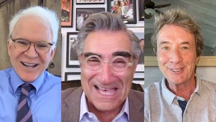 Eugene Levy Tribute From Friends During Lifetime Achievement Award Ceremony